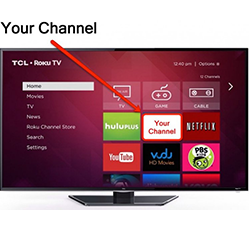 Your Own TV Channel on Roku, Amazon, AppleTV, Livestreaming